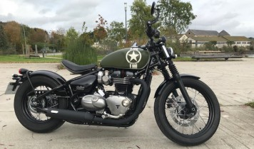 1200 BOBBER US ARMY